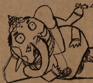 夢をかなえるゾウ 画像