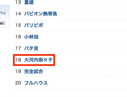 最新_急上昇ワード_-_Yahoo_検索データ